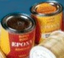 Epoxy cans